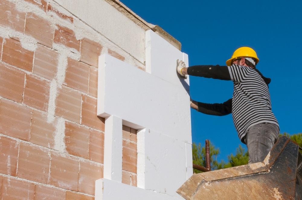 Zateplení vnější obálky domu – fasády